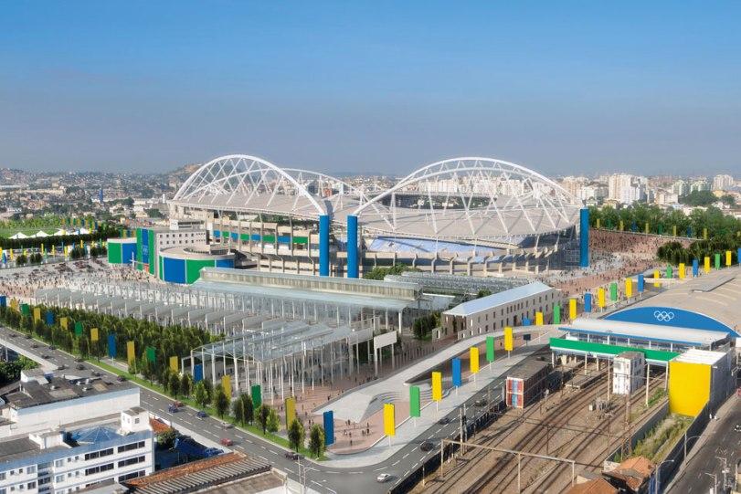 Brazil OlympicStadium