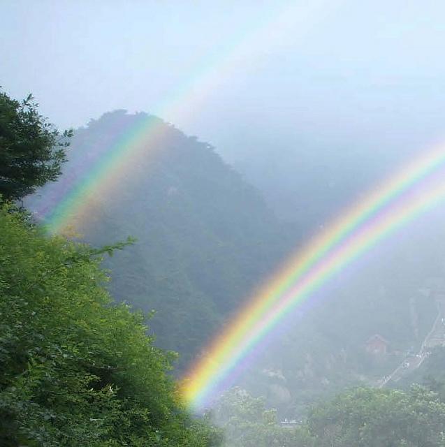twinned-rainbow