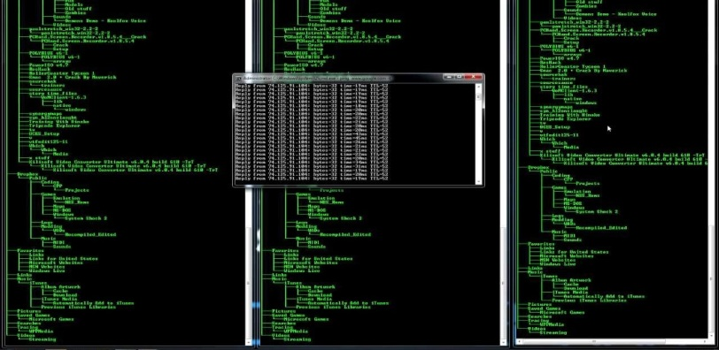 Computer hacking iterations