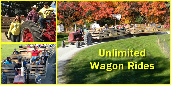 wagon-rides